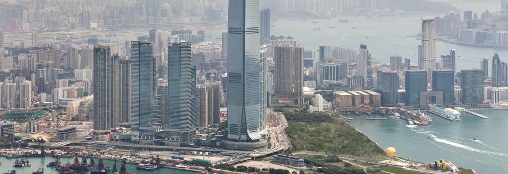 ザ リッツ カールトン 香港 - 香港 - 建物