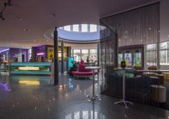 デザインホテル+コングレスセントラム ヴィーネッケ XI. - ハノーファー - ロビー