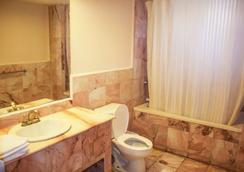 Hotel Posada del Sol Inn - Torreon - 浴室