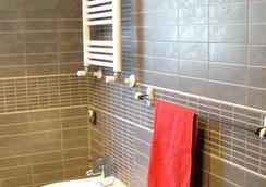 B&B イル グラネロ ディ セナーペ - ローマ - 浴室