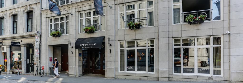 ル サン-シュルピス ホテル モントリオール - モントリオール - 建物