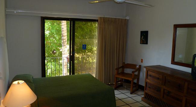 Puerto de Luna All Suites Hotel - プエルト・バヤルタ - 寝室