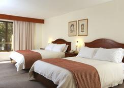 ホテル ネルーダ - サンティアゴ - 寝室