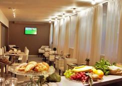 ホテル ザラ ミラノ - ミラノ - レストラン