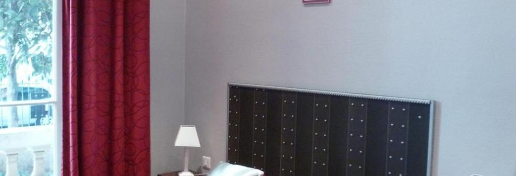 ホテル ヴィクトル ユーゴー ニース - ニース - 寝室