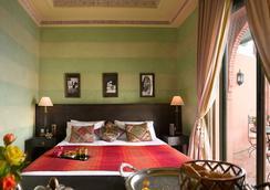 パルメレ ビレッジ アパートホテル - マラケシュ - 寝室