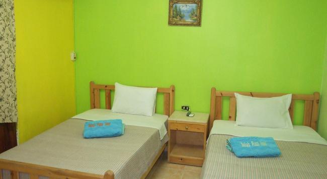 Dahab Plaza Hotel - ダハブ - 寝室