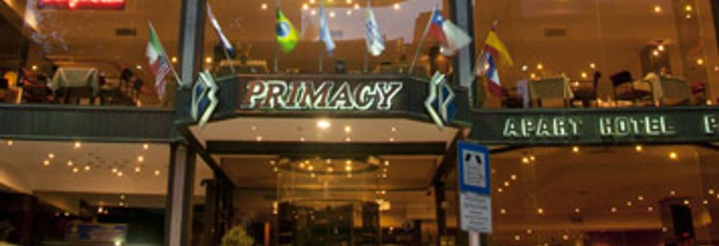 Primacy Apart Hotel - マーデルプラタ - 建物