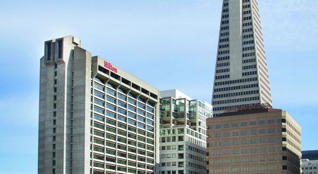 ヒルトン サンフランシスコ フィナンシャル ディストリクト - サンフランシスコ - 建物