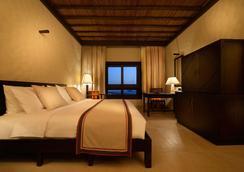 Atana Musandam Resort - ハサブ - 寝室