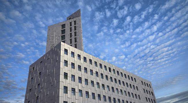 フォスホテル レイキャビク - レイキャヴィク - 建物