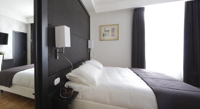 アット フォーティ ワン - ローマ - 寝室