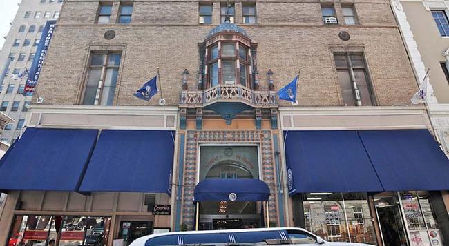 マリーンズ メモリアル クラブ & ホテル ユニオン スクエア - サンフランシスコ - 建物