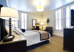 マリーンズ メモリアル クラブ & ホテル ユニオン スクエア - サンフランシスコ - 寝室