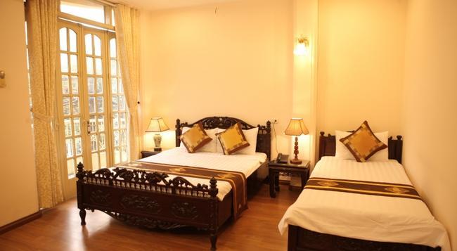 Prince 1 Hotel - Luong Ngoc Quyen - ハノイ - 寝室
