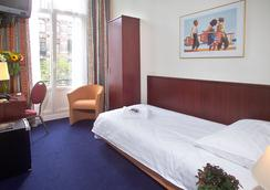 Hotel Alexander - アムステルダム - 寝室