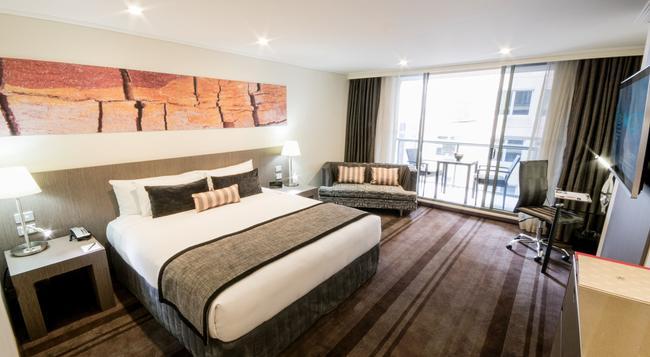 リッジス ワールド スクエア - シドニー - 寝室