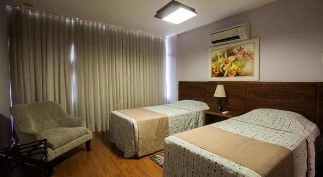 ギャラント ホテル - リオデジャネイロ - 寝室