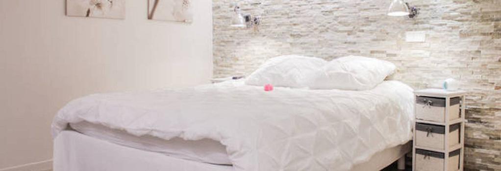 マルセイユ シティ - マルセイユ - 寝室