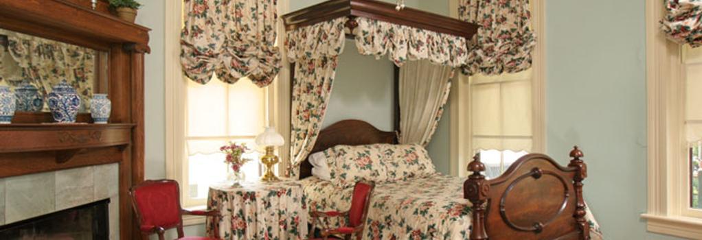 Noble Inns Jackson House - サンアントニオ - 寝室