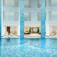 Hilton Alexandria King's Ranch Indoor Pool