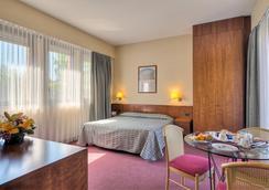 ホテル ペトラ - ローマ - 寝室