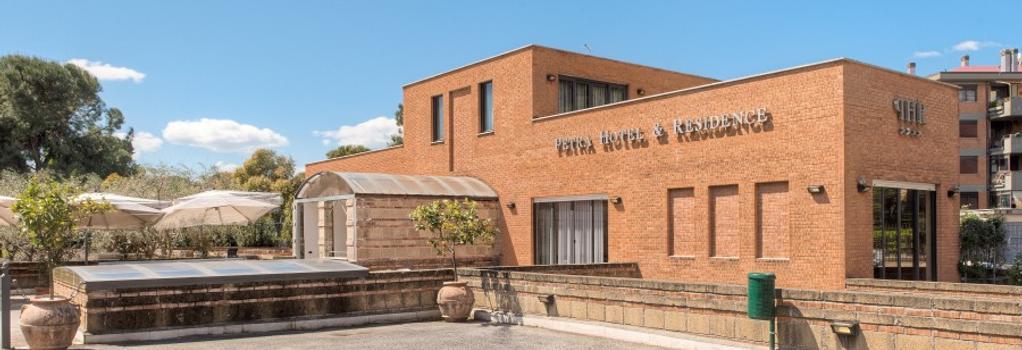 ホテル ペトラ - ローマ - 建物
