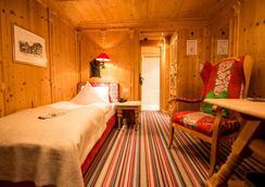 ロマンティック ホテル ユーレン スーペリア - ツェルマット - 寝室