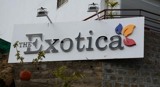 The Exotica - Dharamsala - 建物