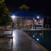 The Exotica Outdoor Pool