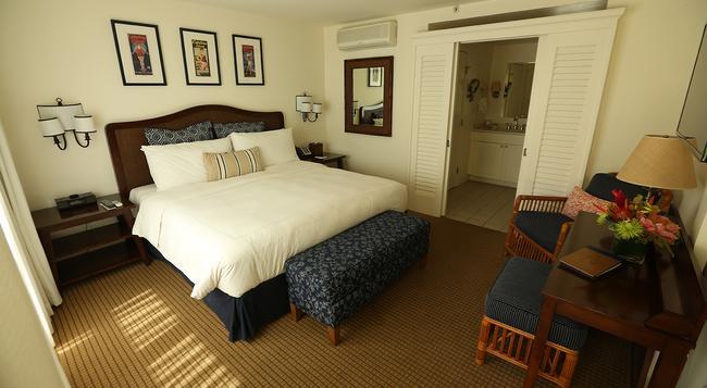 パビリオン ホテル - アヴァロン - 寝室