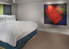 サンセット マーキス ホテル - ウェスト・ハリウッド - 寝室