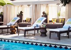 サンセット マーキス ホテル - ウェスト・ハリウッド - プール