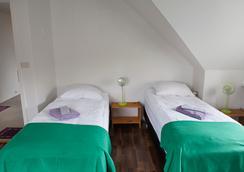 アナリン ゲストハウス - Selfoss - 寝室