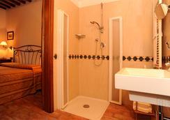 ホテル ラ フォンテ デル セロ - Saturnia - 浴室