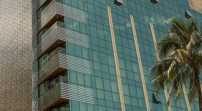 アレーナ レメ ホテル - リオデジャネイロ - 建物