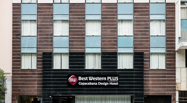 Best Western Plus Copacabana Design Hotel - リオデジャネイロ - 建物