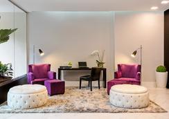 Best Western Plus Copacabana Design Hotel - リオデジャネイロ - ロビー