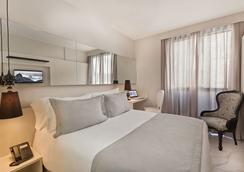 Best Western Plus Copacabana Design Hotel - リオデジャネイロ - 寝室