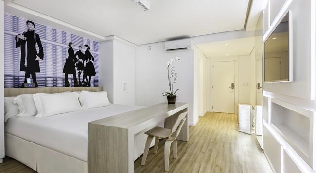 ベストウエスタン プレミア アルポアドール ファッション ホテル - リオデジャネイロ - 建物