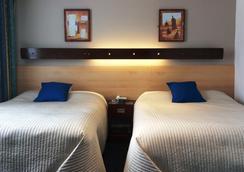 Ashley Hotel - コーク - 寝室