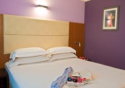 CDH マイ ワン ホテル ボローニャ - ボローニャ - 寝室