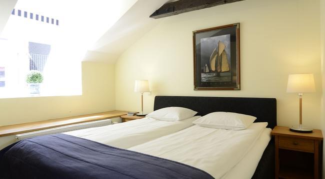 Hotel Vanilla - ヨーテボリ - 寝室