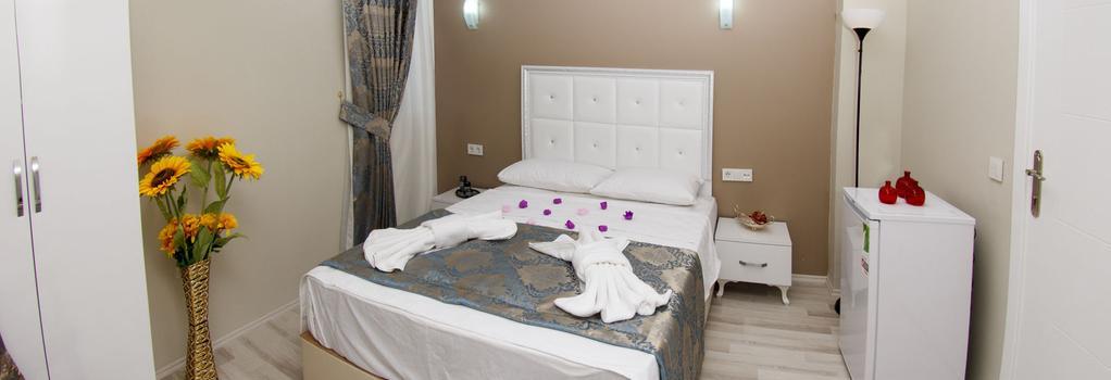 Nisans Hotel - イスタンブール - 寝室