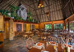 Ramon's Village Resort - San Pedro Town - レストラン
