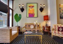 CasaBlanca Hotel - サン・フアン - ロビー
