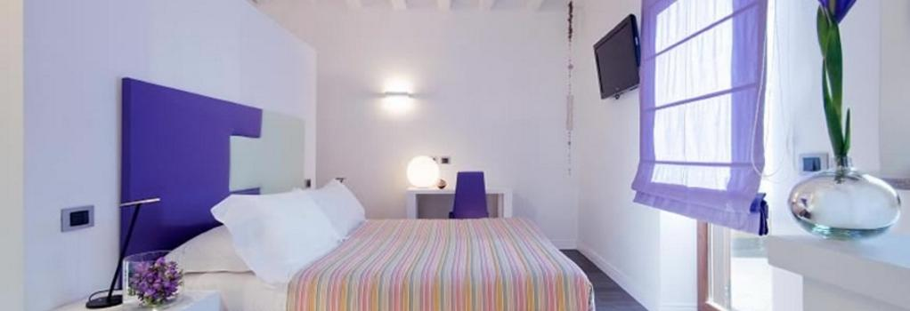 ホテル デ ローマ - ローマ - 寝室