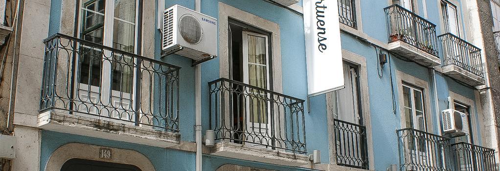 ホテル ポルトゥエンセ - リスボン - 建物