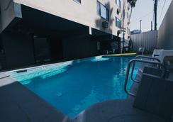 シェルター ホテル ロサンゼルス - ロサンゼルス - プール