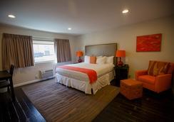 シェルター ホテル ロサンゼルス - ロサンゼルス - 寝室